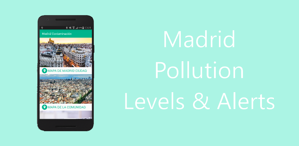 Madrid Pollution